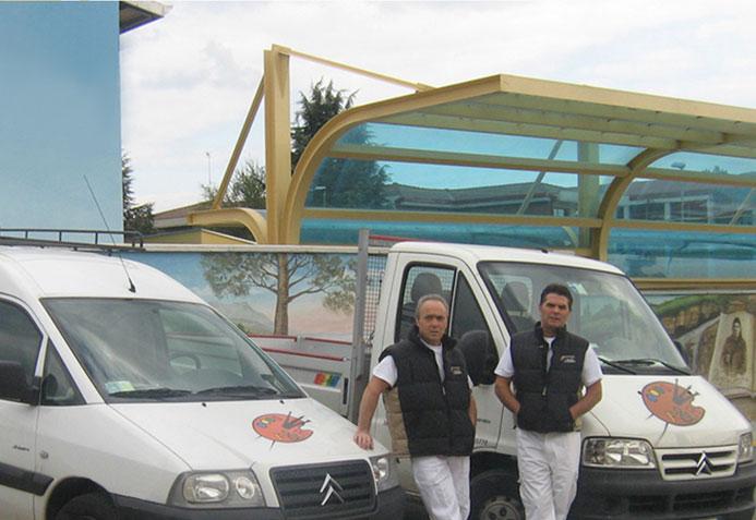 Imbianchini a Brescia